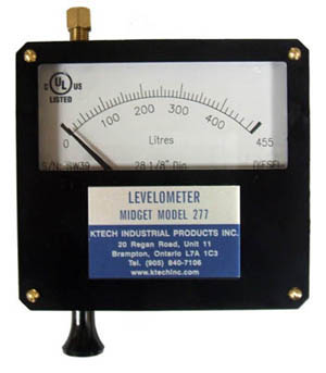 Midget,Model 277,Levelometer,Midget,Model 277,Levelometer,Ktech,Industrial,Products,Inc